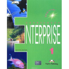 Enterprise 1 Coursebook Beginer