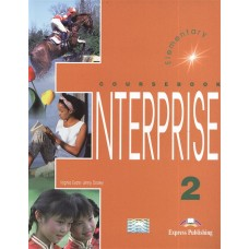 Enterprise 2 Coursebook Elementary