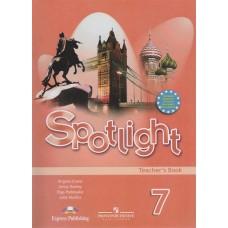 Spotlight Английский в фокусе 7 класс Книга для учителя / 4314,2905