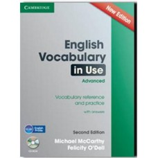 English Vocabulary .in Use Pre-intermediate & intermediate  Third Edition