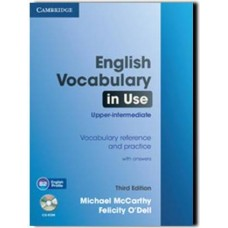English Vocabulary .in Use Upper-intermediate Third Edition