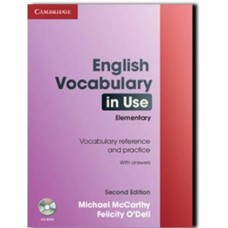 English Vocabulary .in Use Elementary Third Edition