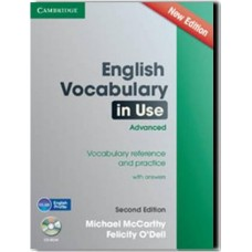 English Vocabulary .in Use Advanced Third Edition..