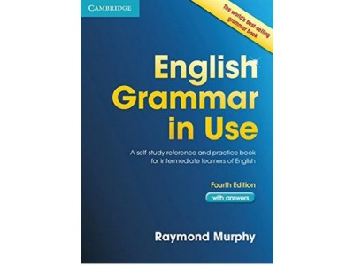English Grammar in Use (Fourth Edition) Book with answers..