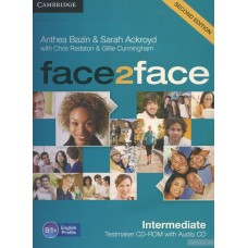 face2face (Second Edition) Intermediate Students's Book with DVD-ROm Workbook with Key