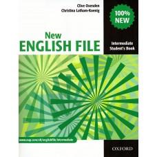 New English File Intermediate Student's Book workbook Multi rom  DVD-rom mp3 CD-rom