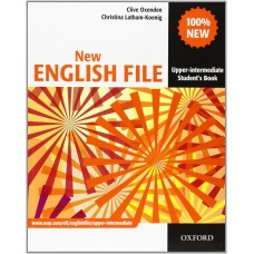 New English File Upper-intermediate Student's Book workbook Multi rom  DVD-rom mp3 CD-rom