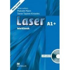 Laser. A1+ Workbook