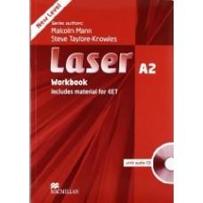 Laser. A2 Workbook