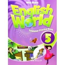 English World 5 Grammar Practice Book..