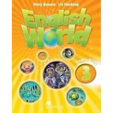 English World 3 Pupil's Book..