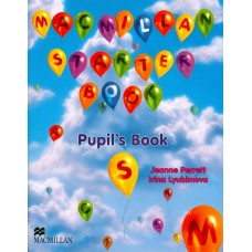 Macmillan Starter Book Pupil's Book + Activity Book + Audio CD