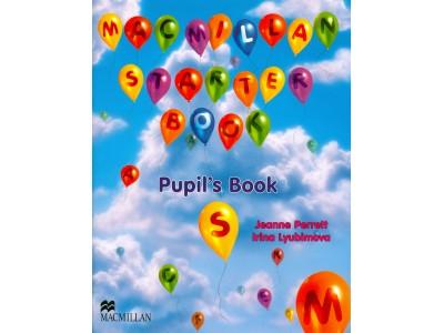 Macmillan Starter Book Pupil's Book + Activity Book + Audio ..