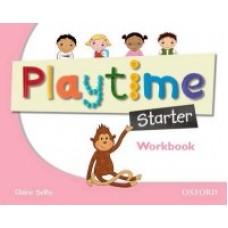 Playtime Starter. Workbook