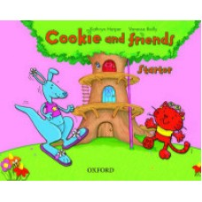 Cookie and Friends. Class Book Starter