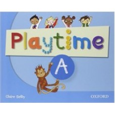 Playtime A: Class Book
