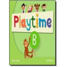 Playtime B: Class Book