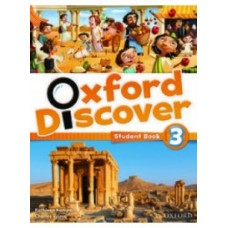 Oxford Discover 3: Student Book