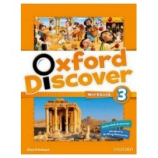 Oxford Discover 3:  Workbook