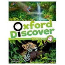 Oxford Discover 4: Student Book