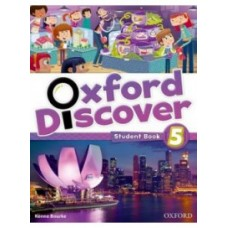 Oxford Discover 5: Student Book