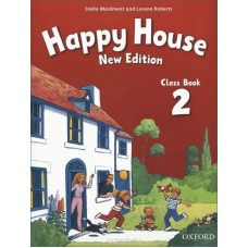 Happy House: Class Book. Level 2