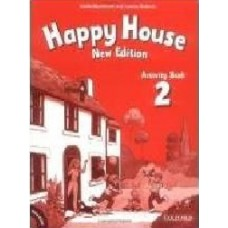 Happy House: Activity Book. Level 2