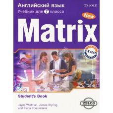 Matrix 7 класс Student's Book