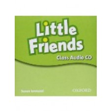 Audio CD. Little Friends