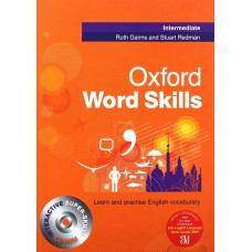 Oxford Word Skills Intermediate + CD