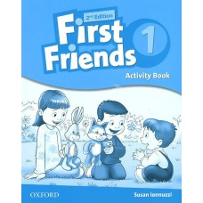 First Friends 1 2nd Edition Activity Book
