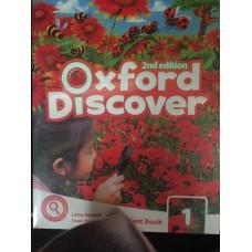 Oxford Discover 1 комплект