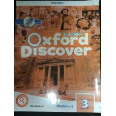 Oxford Discover 3 комплект