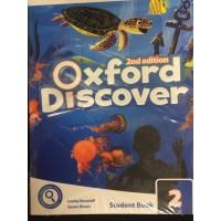 Oxford Discover 2 комплект..