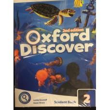 Oxford Discover 2 комплект