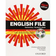 English File Third Edition Elementary Student's Book with iT..