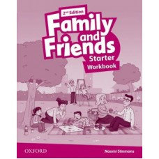 Family and Friends (Second Edition) Starter: Workbook