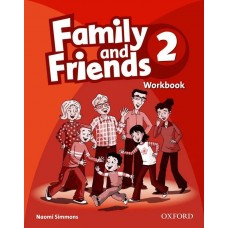 Family and Friends 2: Workbook