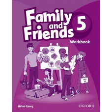 Family and Friends 5: Workbook