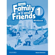 Family and Friends (Second Edition) 1: Workbook
