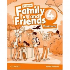 Family and Friends (Second Edition) 4: Workbook