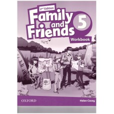 Family and Friends (Second Edition) 5: Workbook