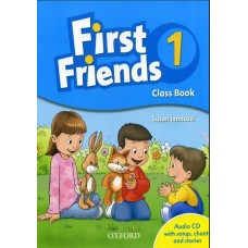 First Friends 1 Class Book + Audio CD