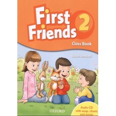 First Friends 2 Class Book + Activity Book + Audio CD