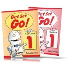 Get Set Go! 1 Pupil's + Workbook + CD