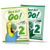 Get Set Go! 2 Pupil's + Workbook + CD..