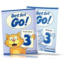 Get Set Go! 3 Pupil's + Workbook + CD