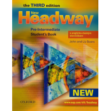 New Headway Pre-Intermediate Third Edition Student's Book + CD