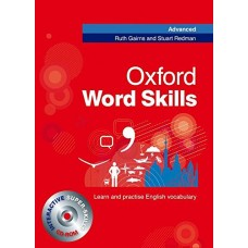 Oxford Word Skills Advanced Student's Pack + CD-ROM