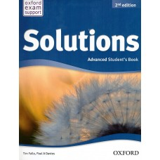 Solutions Advanced Student's Book (Second Edition)